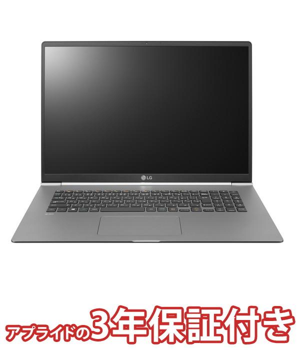 【4/1 24時間限定!全品ポイント最大22倍!!】LGエレクトロニクス LG gram 17Z990-VA56J ノートパソコン 17インチ ダークシルバー Core i5 第8世代cpu SSD 256GB メモリ 8GB Win10Home64bit (Office付きモデル)