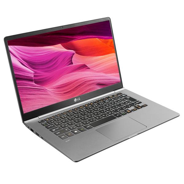 【最大1,200円OFFクーポン配布中★1月8日09:59まで】(3年保証付き 薄型軽量ノートパソコン)LGエレクトロニクス LG gram 14Z990-VA76J ノートパソコン 14インチ ダークシルバー Core i7 第8世代cpu SSD 512GB メモリ 8GB Win10Home64bit