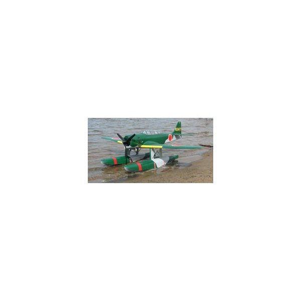 テトラ 瑞雲 4C-120 双フロート スケール水上機 バルサキット 0303 NGYTHN