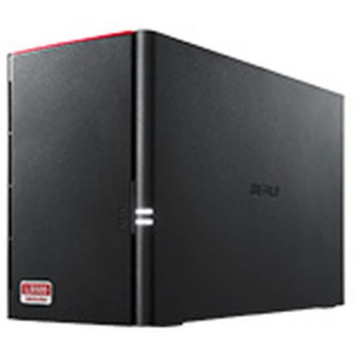 【最大1,200円OFFクーポン配布中★1月8日09:59まで】LinkStation for SOHO LS520DNBシリーズ NAS用HDD搭載 2ドライブNAS 3年保証 6TB LS520DN0602B BUFFALO バッファロー お取り寄せ