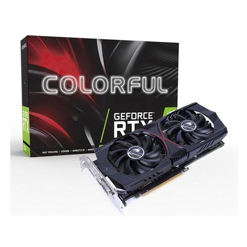 【4/1 24時間限定!全品ポイント最大22倍!!】COLORFUL グラフィックスカード Colorful GeForce RTX 2060 6G お取り寄せ