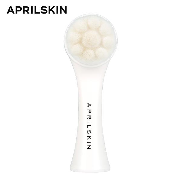 国内発送 新生活 日本公式エイプリルスキン APRILSKIN 低刺激洗顔 ランキングTOP5 毛穴ブラシ