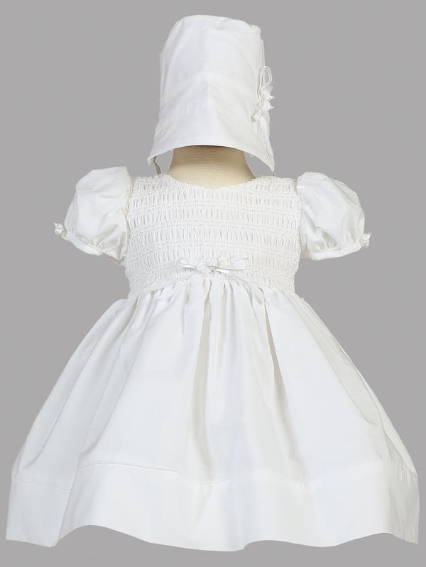 832f3a9c2bec8 Litoリト新生児コットンセレモニードレスNatalie女の子ベビーフォーマル退院着お祝いお宮参り記念