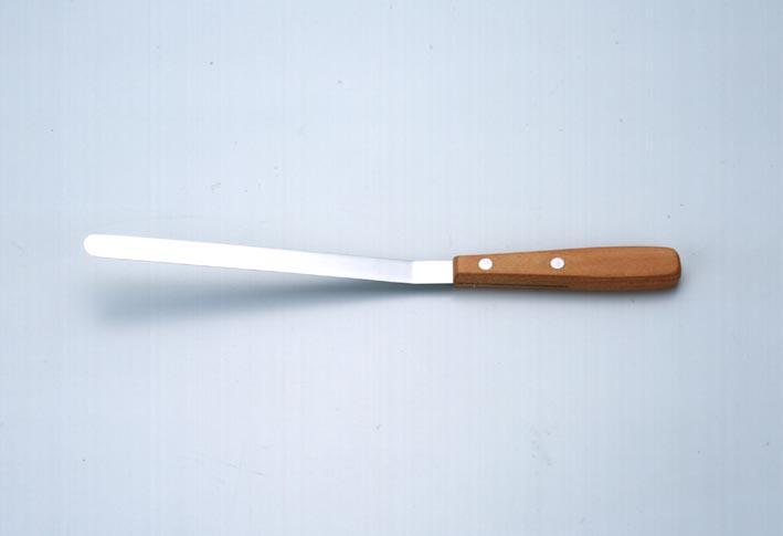 シフォンケーキを型から取り出す時に便利なナイフ トレンド 全品送料無料 シフォンナイフ