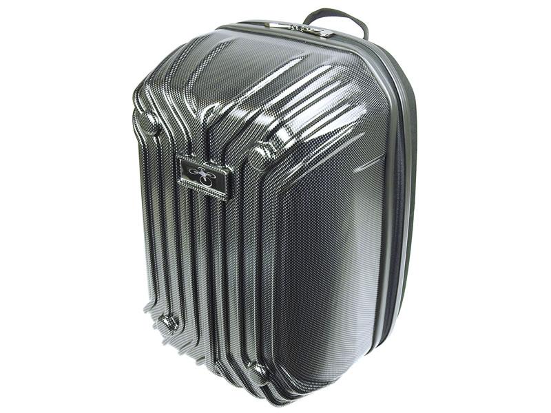 [BOX-E] DJI Phantom4 pro 対応 リックサック カーボン柄 ファントム4 プロ プラス ボックス ドローン カバン ケース 防水 チャック 収納 軽量 phantom 3 4 v2.0 ver2.0 bag