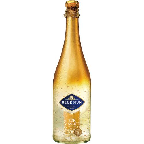 ブルーナン ゴールドエディション 750ml 金箔入り 超激安特価 ワイン:スパークリング スーパーSALE セール期間限定 シャウムヴァイン