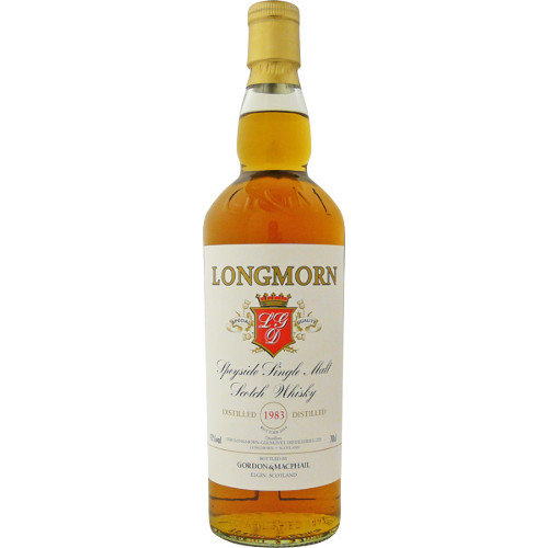 G&M ロングモーン 1983 31年 700ml