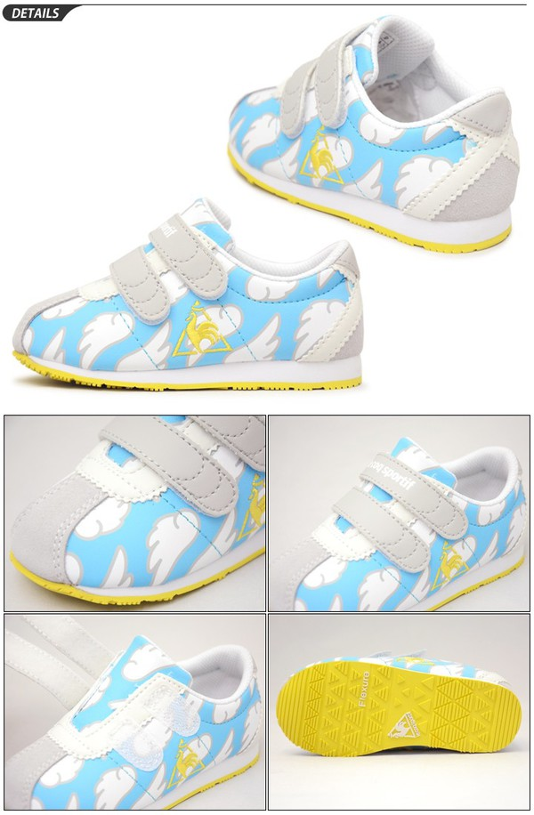 3075e1ae915 ... Baby shoes kids shoes Lecoq Le Coq Sportif sneakers Montpellier II ART  F/13.0-