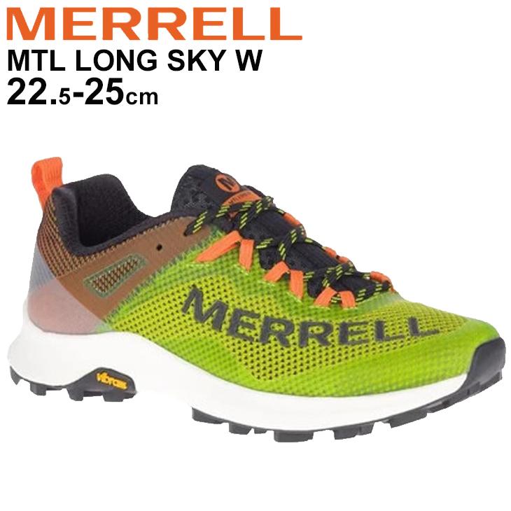 感謝価格 送料無料 メレル MERRELL レディース トレイルランニングシューズ スニーカー エムティーエル ロング スカイ MTL 女性 MTLLONGSKY-W アイテム勢ぞろい 靴 LONG ロングトレイル トレラン 返品不可 SKY 取寄