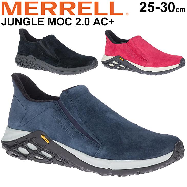送料無料 メレル 市販 MERRELL メンズ モックシューズ JUNGLE MOC 2.0 AC スリッポン スニーカー JUN-MOC20AC- モック ビジネス 靴 カジュアル 男性 返品不可 ジャングル エーシープラス アウトドア 取寄 訳ありセール 格安