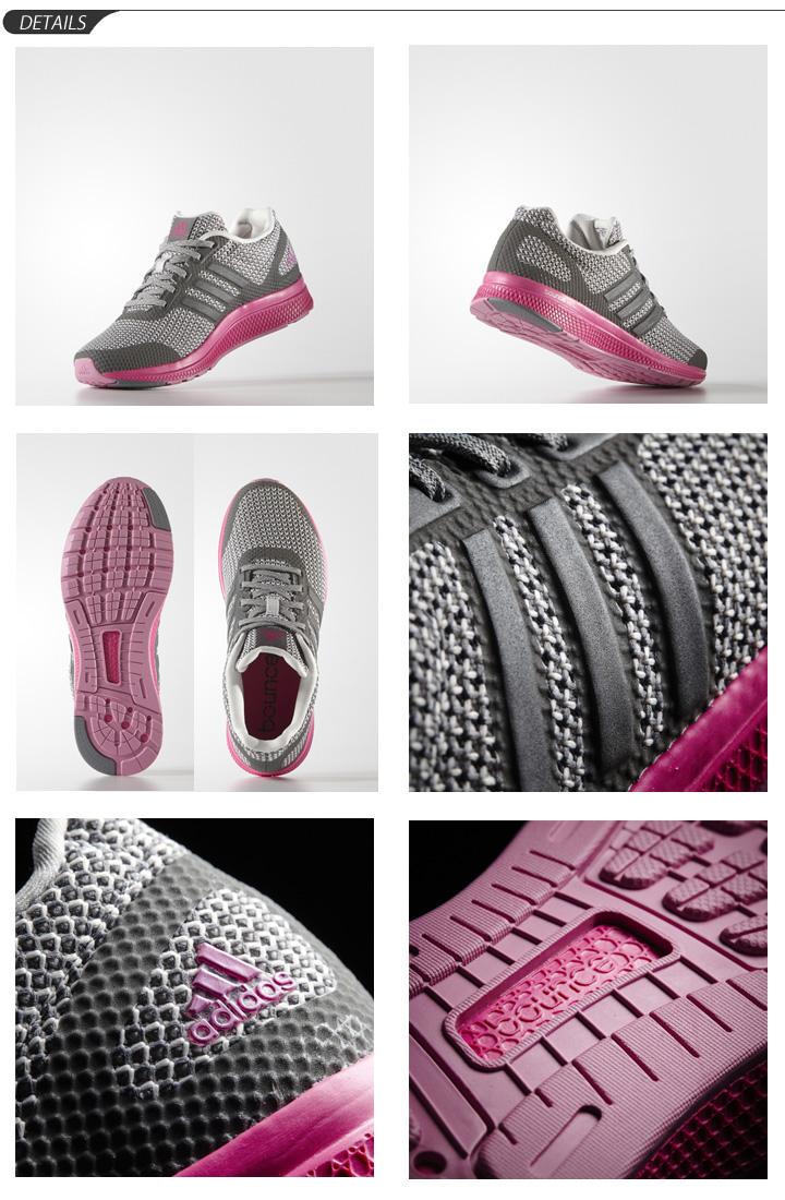 Adidas  adidas Mana bounce knit W  Mana bounce nit W   women s sneakers 1beb0f388