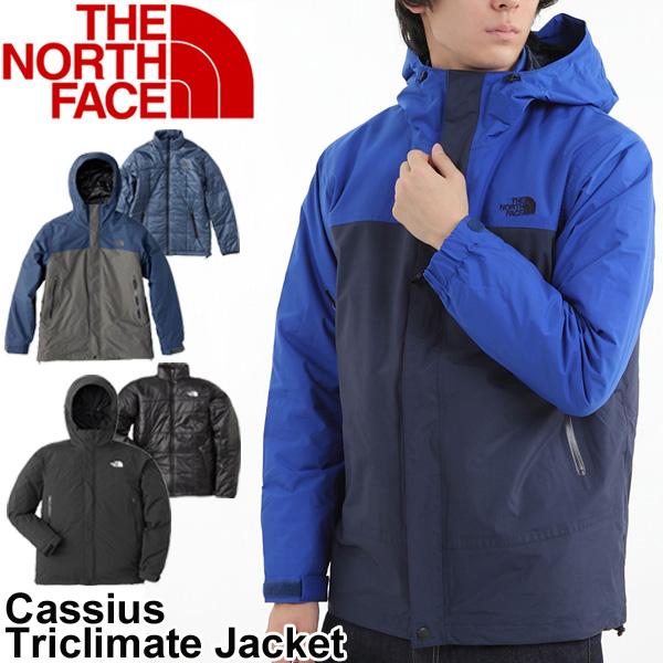 5696c4d36d80 North face THE NORTH FACE mens jacket outdoor casiustriclymert jacket coat  men fill filling winter wear waterproof Hooded Jacket Mountain hard shell  3WAY  ...