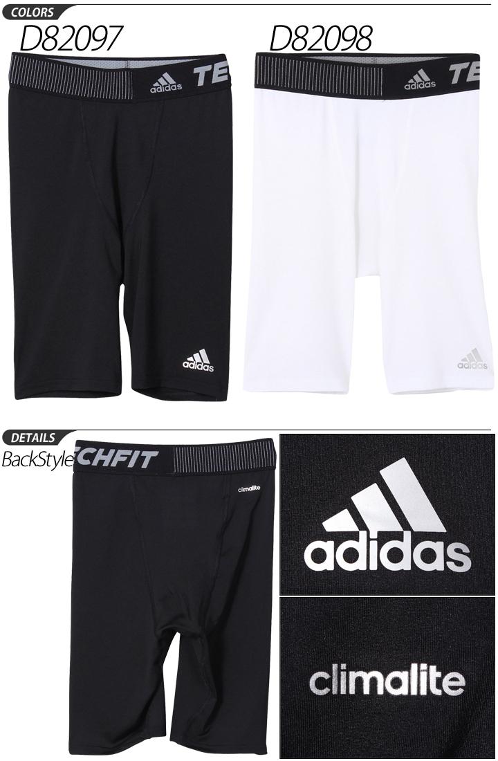 002c3a1b8a ... Adidas adidas / mens tech fit-based short tights pants underwear inner  TECHFIT football football