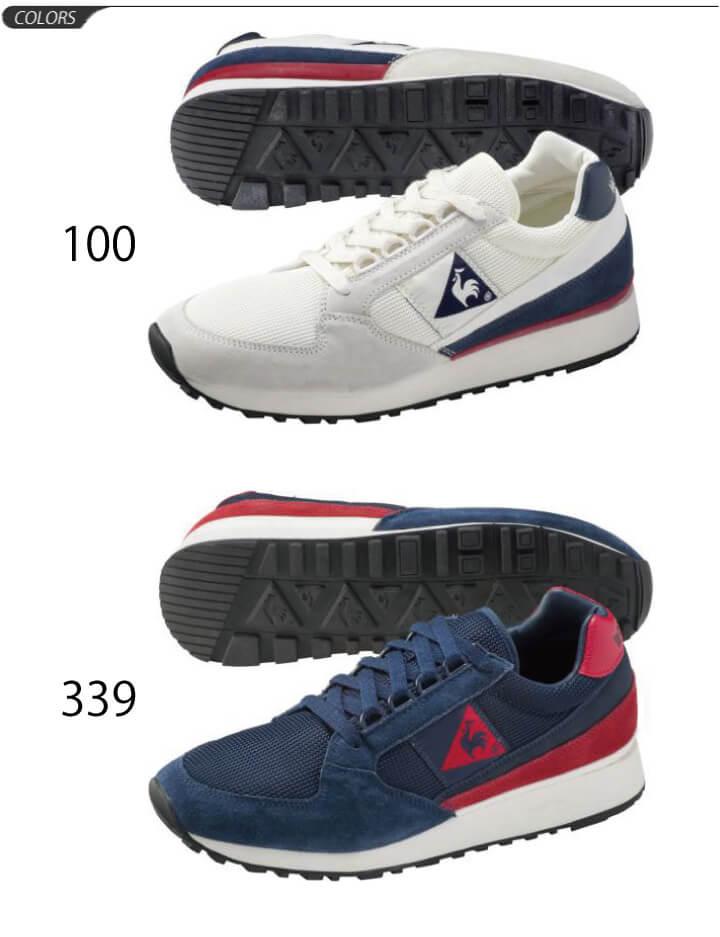 67796cb8280 Ladies Shoes Lecoq LeCoq Sportif sneakers ECLAT 89 ECLAT retro running mesh  jogging walking women s casual shoes low   05P03Sep16