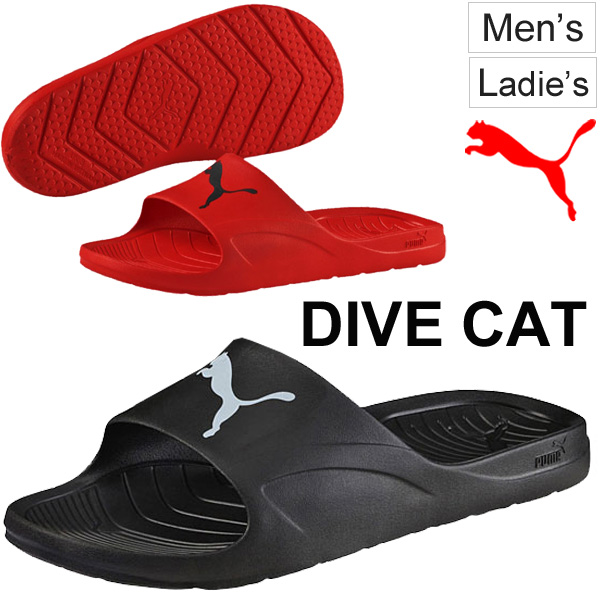APWORLD  Shower Sandals PUMA PUMA Sport Sandals dive cat men s ... 6e8e7edc8