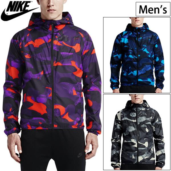 a27ad09a4d11 Nike nike running jacket windbreaker wind jacket men s outer wear men  training outdoors   687594