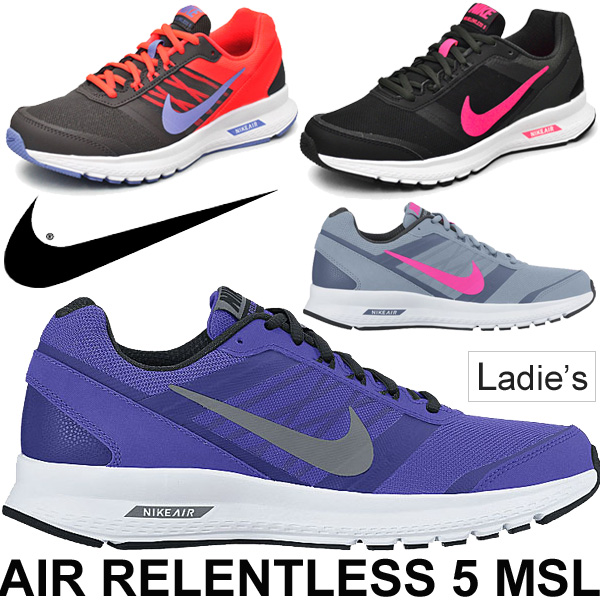 104081102262 APWORLD  NIKE Nike running shoes women s women s air relentless 5 ...