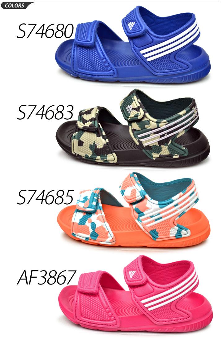 be3b9761a85b APWORLD  Kids Sandals adidas adidas BABY Akwa Infant kids shoes kids ...