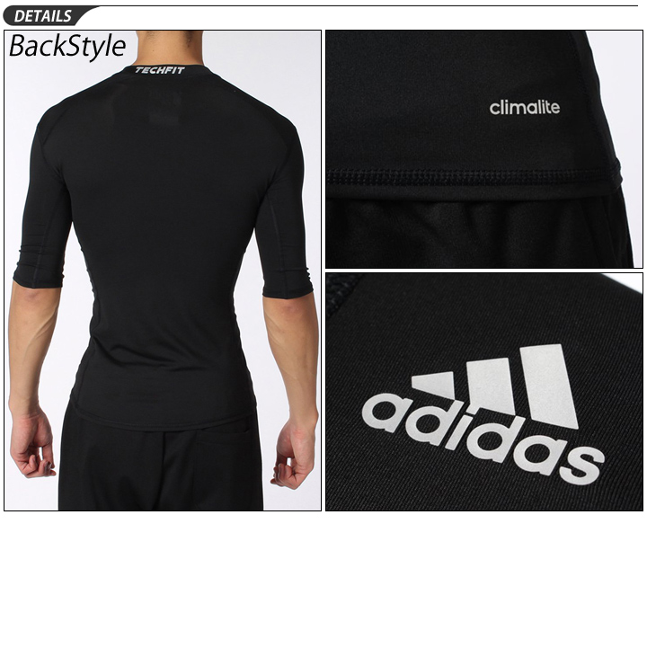 techfit shirt adidas