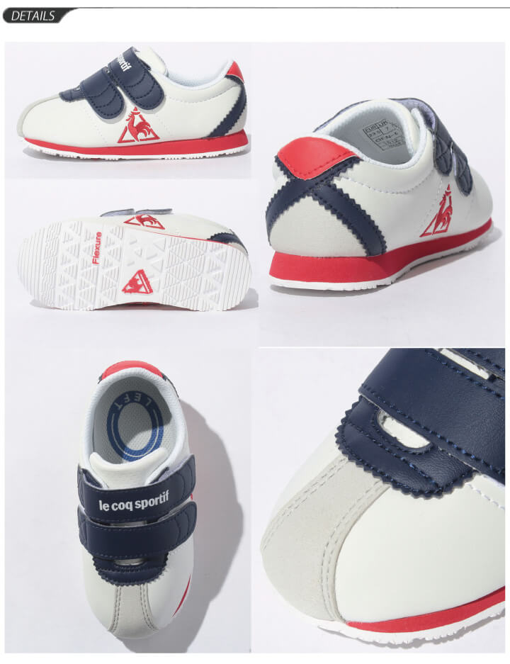 19123718186 APWORLD: Baby shoes Lecoq LeCoqSportif kids shoes MONTPELLIER ...