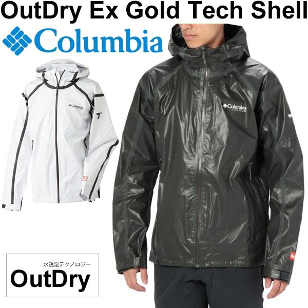 4a1a4939c84a APWORLD  Colombia Columbia auto Dori EX gold tech shell mens jacket ...