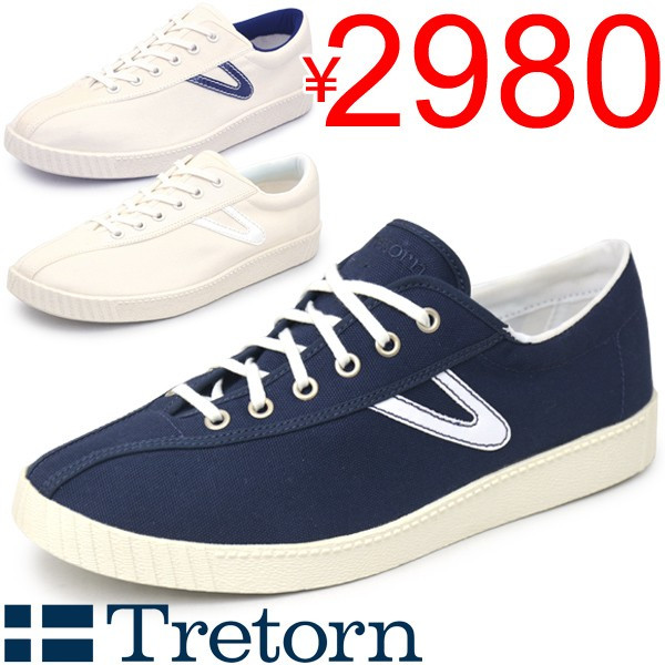 Men's sneakers tretorn sneaker canvas shoes TRETORN NYLITE (nigh) low cut men shoes shoes classic classic RMS3226