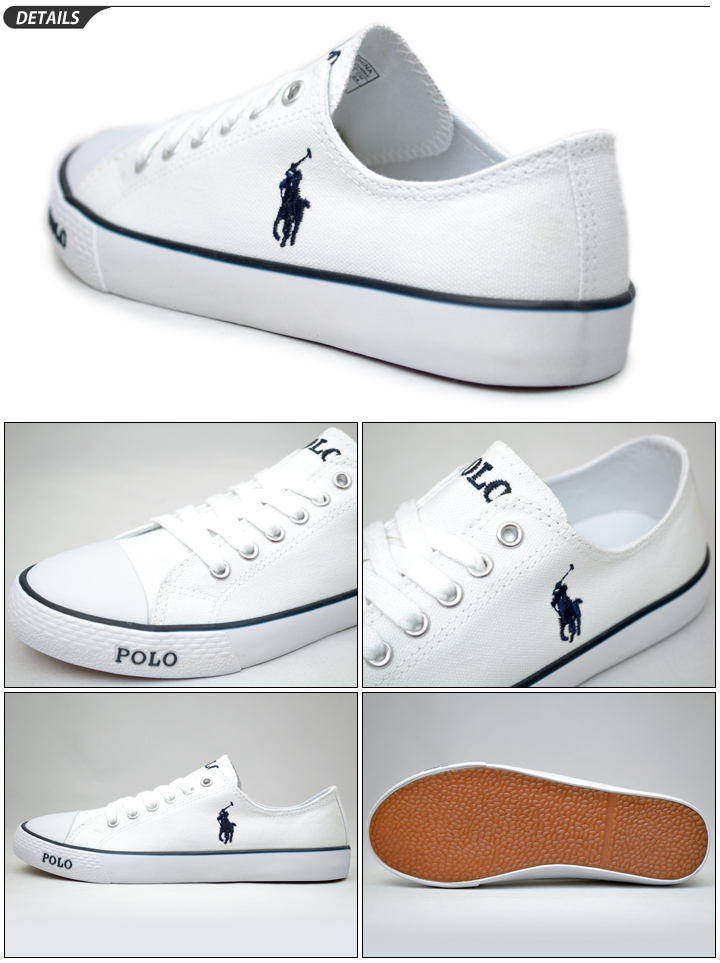 5a4fb9e4ec Polo Ralph Lauren Carson women's sneaker shoes POLO RALPH LAUREN Carson  genuine low-cut women's shoes Navy white casual / 998134 / 991249 /  05P03Sep16