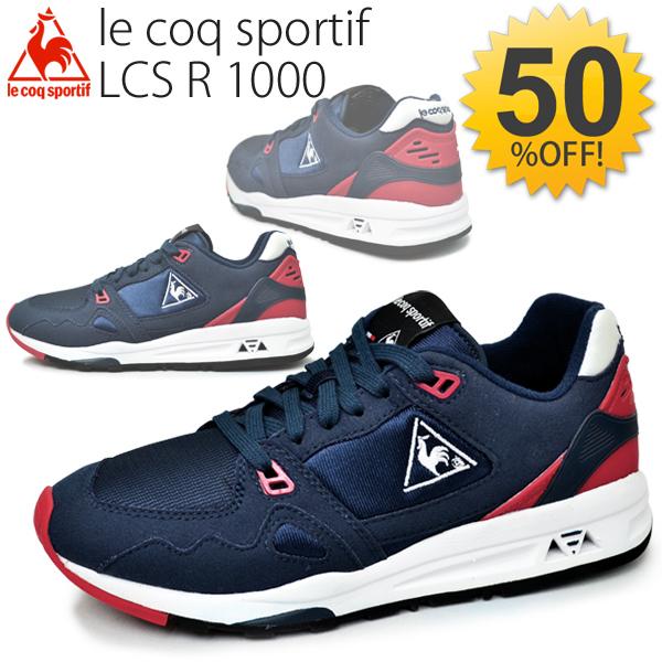 48ad04a56246 APWORLD  Ladies Shoes Lecoq Le Coq Sportif LCS R 1000 running shoes ...