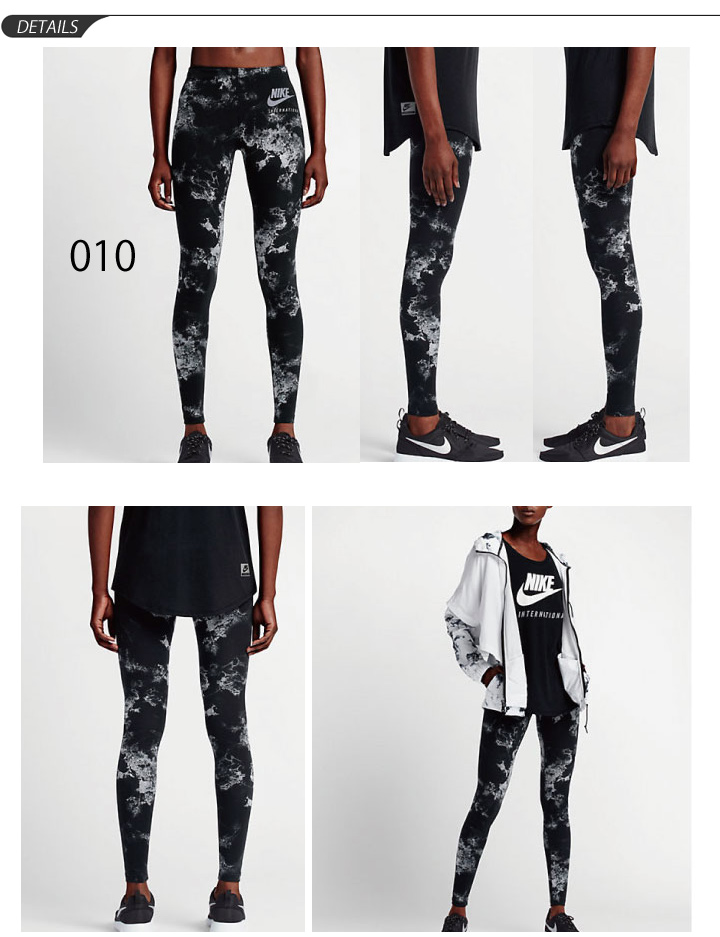 Nike NIKE Womens print leggings international women s tights 10-length  tights women s sports running fitness andwomen   827299   05P03Sep16 1bc382467
