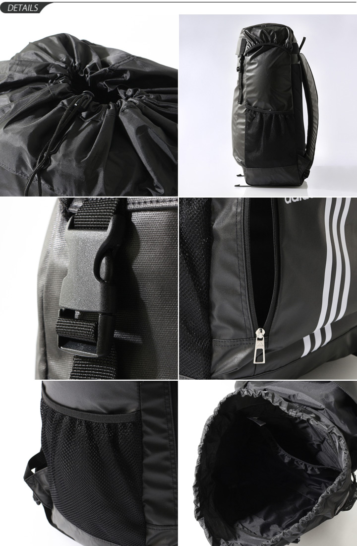 Adidas adidas 3 stripes Basic backpack 35 L   mens   unisex sports bag gym  school school clubs Club rucksack travel bag  BIP27 05P03Sep16 25d2031fdf68e