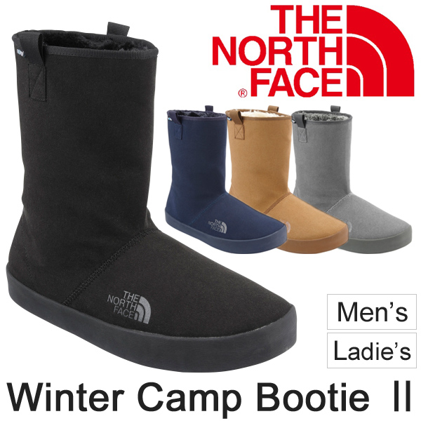 003d15cbe North face THE NORTH FACE unisex winter camp booties 2 unisex men women men  women waterproof waterproof medium length winter shoes /NF51652/05P03Sep16