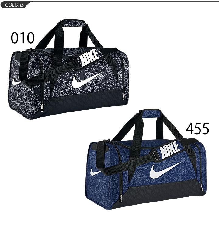 Duffle Bag Nike Brasilia 6 Graphic M Size 62l Boston Sports Camp Club Expedition Gym Travel Ba5115