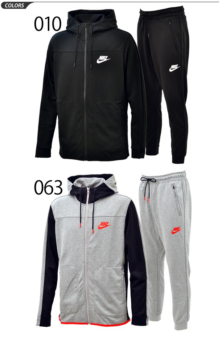 511fcca611f6 APWORLD  Nike sweat down set mens NIKE AV15 full Zip Hoodie sweat ...