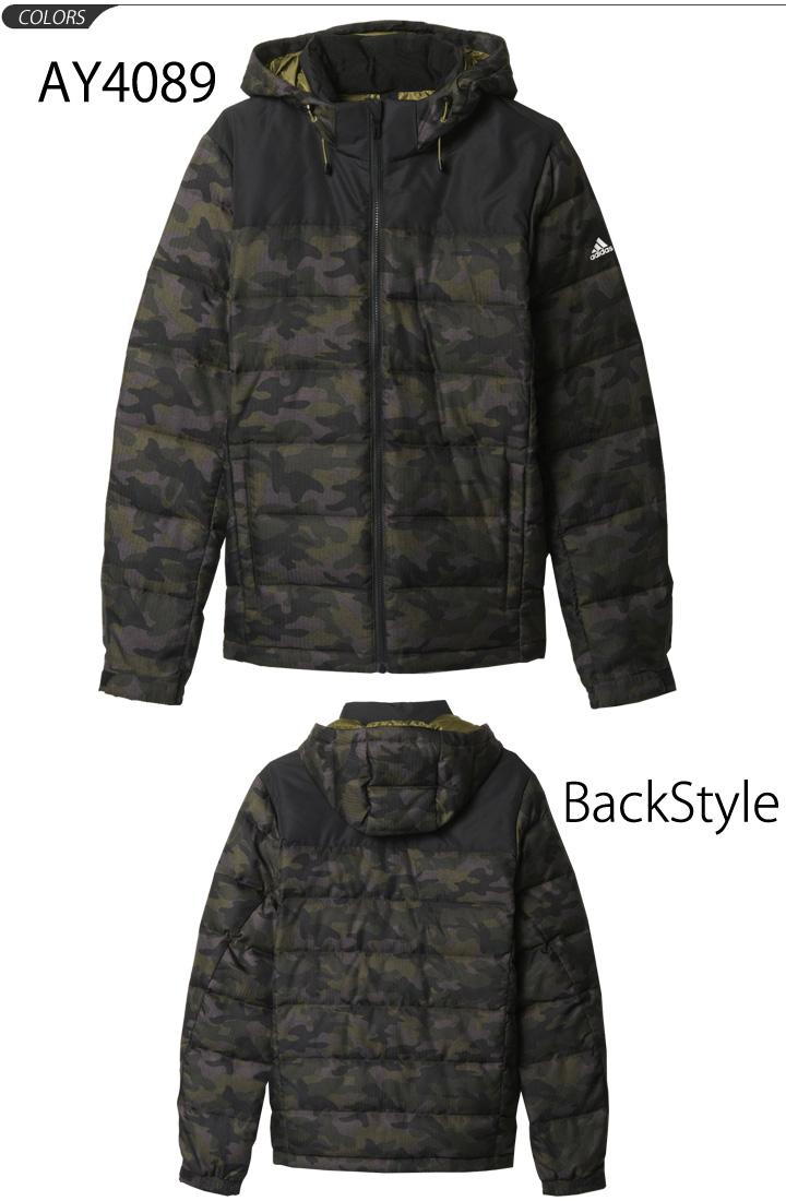 78afc11ec32f APWORLD  Adidas down jacket adidas men s outerwear common graphics ...