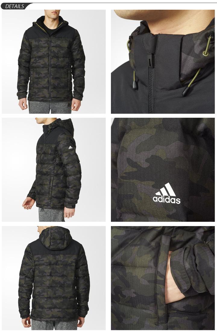 4463bc5fc4170 ... Adidas down jacket adidas men's outerwear common graphics winter sports  clothing men jacket /BRO03