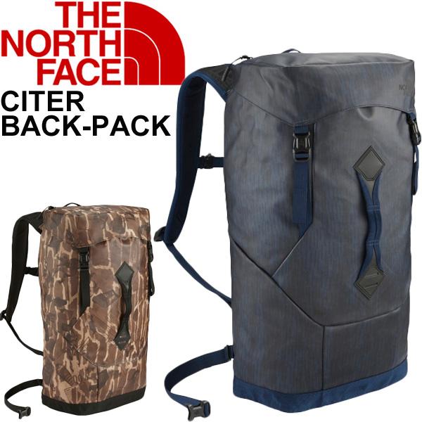 ザノースフェイス バックパック THE NORTH FACE サイター CITER 40L 鞄 カジュアルバッグ タウンユース PC収納 アウトドア かばん ザック/NM81450