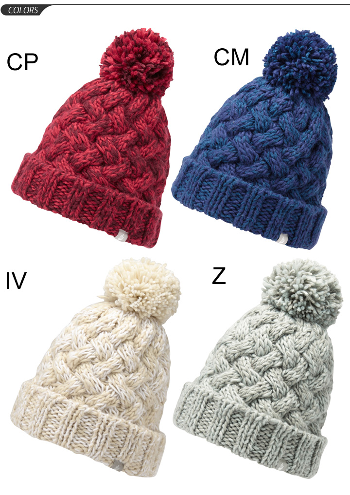 0041bb9911a8a North face women s Knit Beanie THE NORTH FACE knit Cap knit winter Hat CAP  and then outdoors woman Rolex  NNW41620