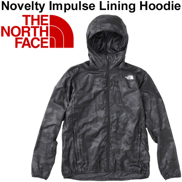6503b082d North face THE NORTH FACE mens jacket windbreaker mountain parka  windbreaker hooded outdoors impulse series sports running man /NP71695