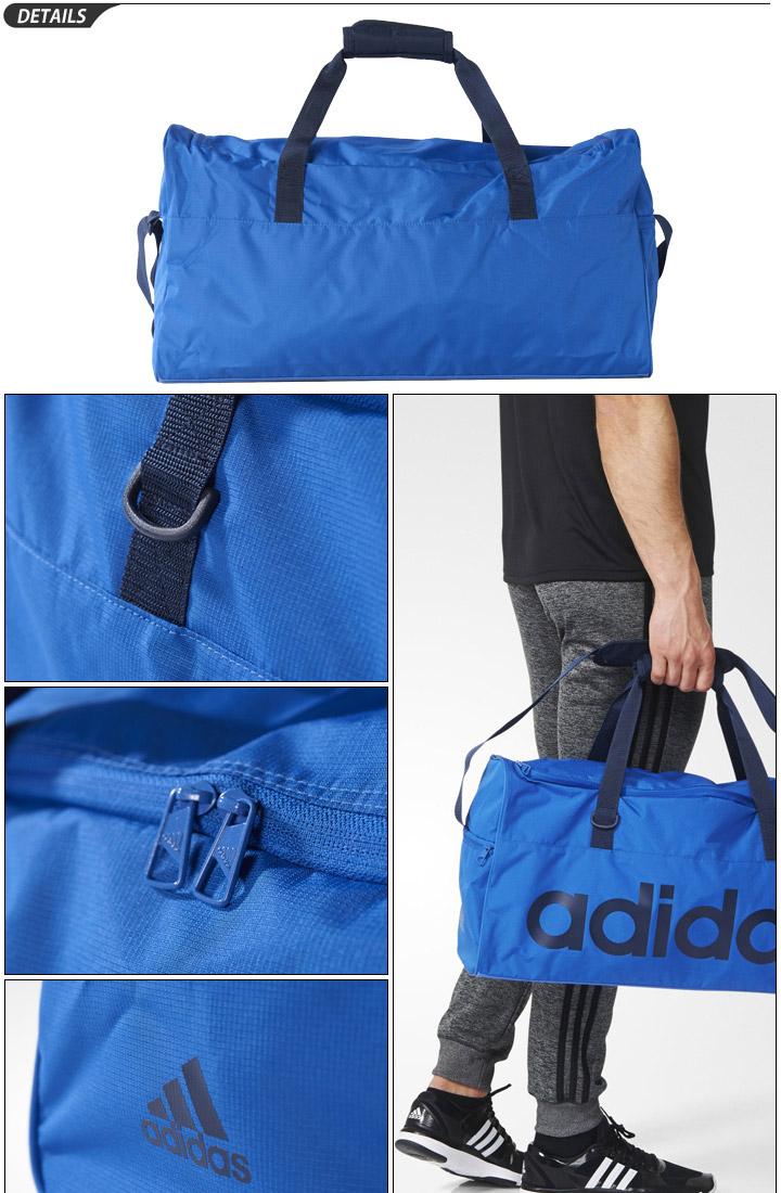 15650a40014e Adidas Duffle Bag adidas linear team bag M sports bag bag bag gym  expedition-camp travel  BFP15