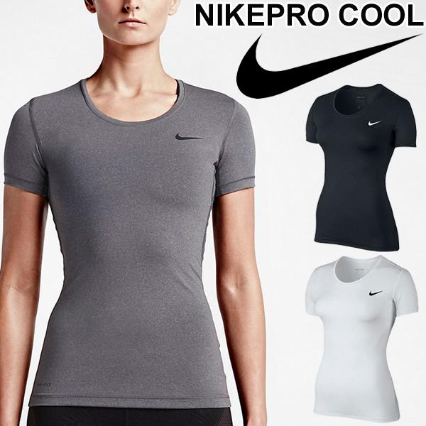 [Nike NIKE Lady's short sleeves T-shirt]