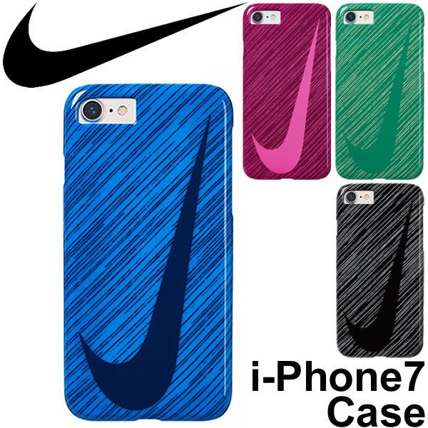 best sneakers a7ed8 2ed61 Nike NIKE eyephone case iPhone7 graphic GRAPHIC SWOOSH PHONE CASE swash big  logo hardware case iPhone cell-phone protective cover /NIKE-case