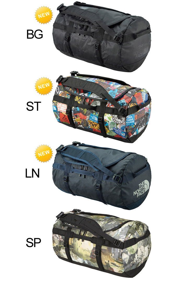 THE NORTH FACE base camp duffel bag Northface BC series Boston bag backpack outdoor men's ladies bag S size /NM81554/05P03Sep16