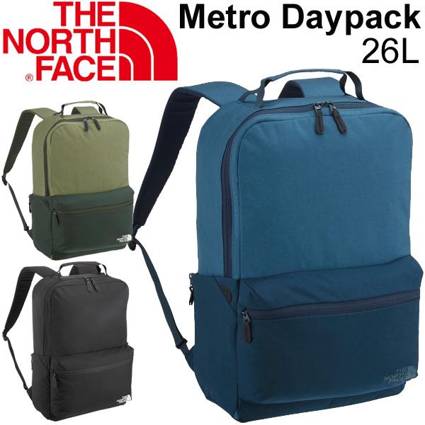 ザ・ノースフェイス デイパック THE NORTH FACE リュックサック 26L バックパック メトロデイパック Metro Daypack 通学 通勤 鞄 カジュアル バッグ 正規品 かばん メンズ ユニセックス/NM81658