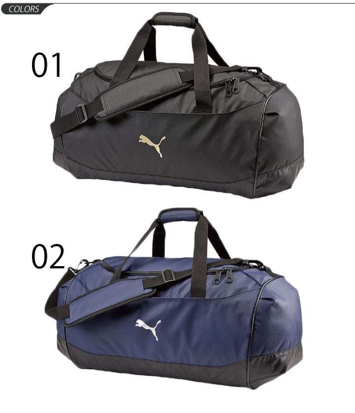 04f427108041 APWORLD  Puma PUMA training J duffel bag medium size 50L Boston bag ...