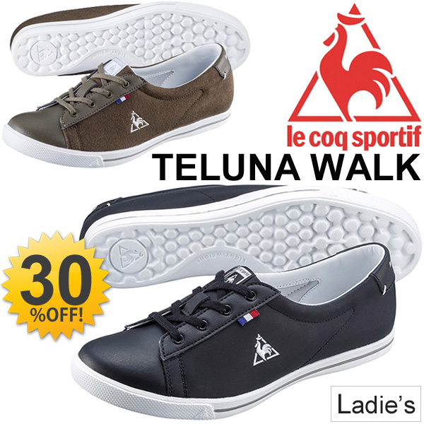 7cf0b5969247 Le Coq Lady s shoes le coq sportif テルナスリッポンスニーカースリップオン QFM6305 casual  flattie opera pump woman shoes regular article  QFM-6305