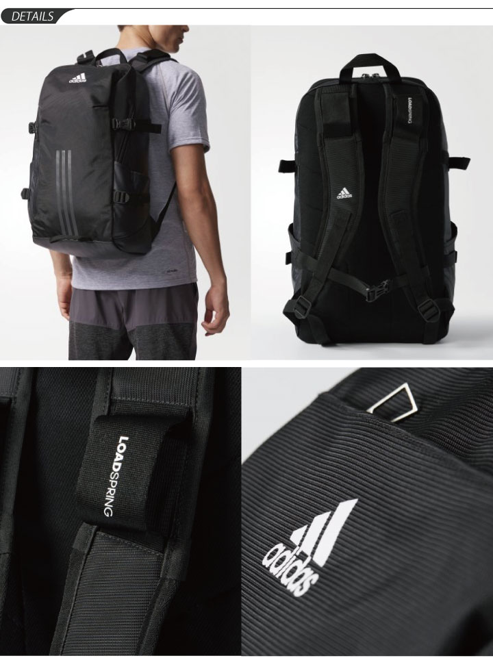 f6ec5ca8a72c Backpack Adidas adidas rucksack day pack 30L sports bag training men gap  Dis gym camp club activities traveling bag bag  DMD05