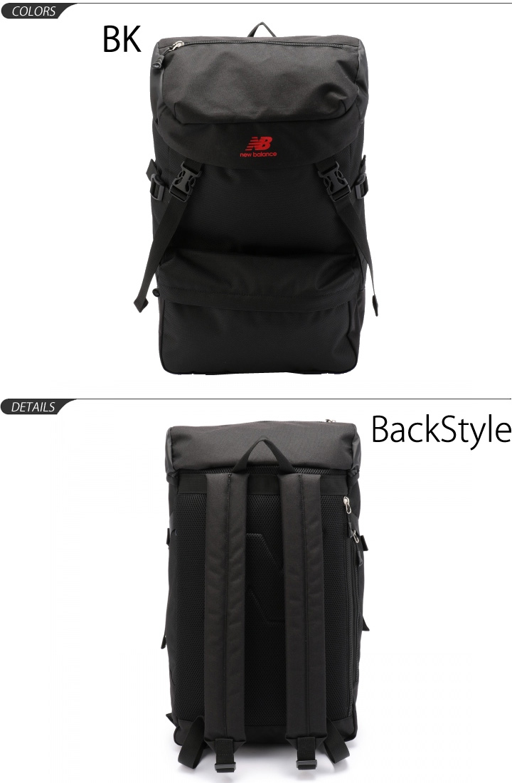 Backpack new balance New Balance rucksack day pack rain-cover-type casual  commuting attending school lifestyle sports bag regular article men unisex  bag NEW ... 07c8d53ebc3a9