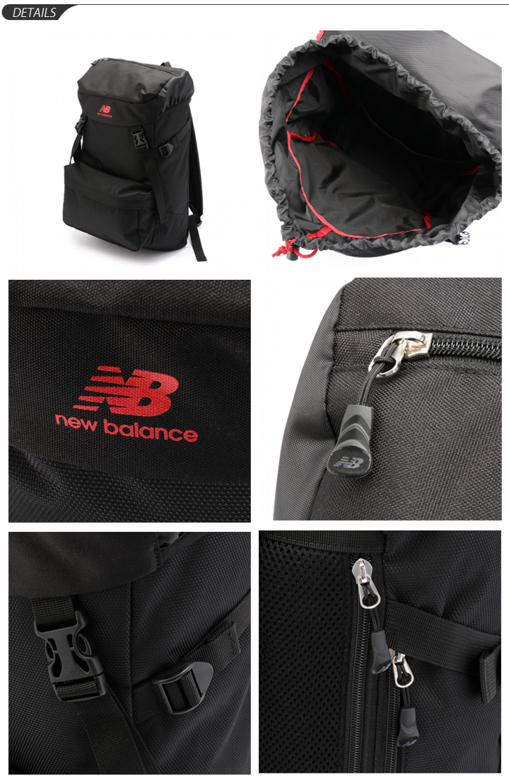 APWORLD  Backpack new balance New Balance rucksack day pack rain ... 7c8066717718b