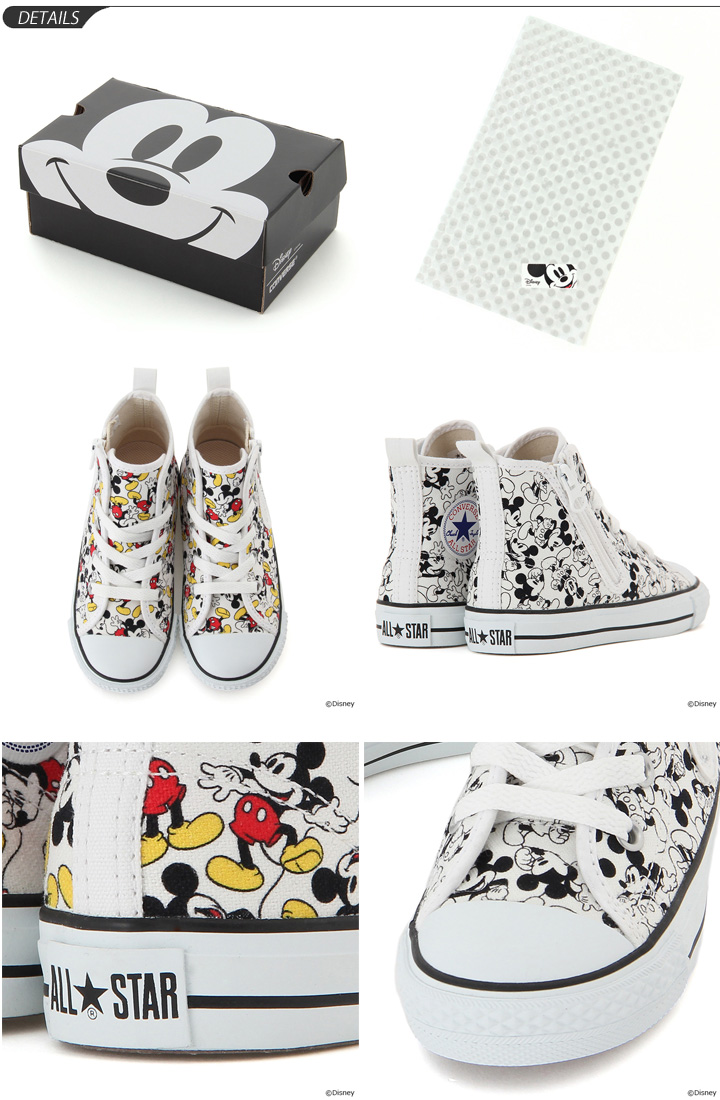 f08b47d24b4 Child 3CK639 3CK638 Disney ALLSTAR100 shoes regular article   MickeyMousePTZHI of the kids sneakers child shoes Converse child all-stars  Mickey Mouse ...
