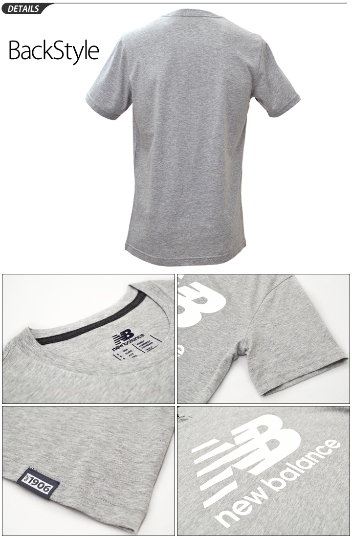 new balance tshirt mens